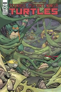 [Teenage Mutant Ninja Turtles: Ongoing #107 (Cover A Daniel) (Product Image)]