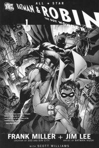 [All Star Batman & Robin The Boy Wonder: Volume 1 (Hardcover) (Product Image)]