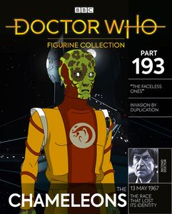 [Doctor Who Figurine Collection #193: The Chameleons (Product Image)]