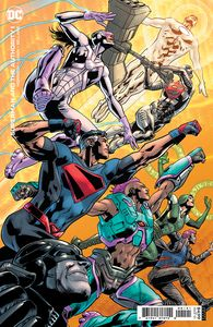 [Superman & The Authority #1 (Bryan Hitch Cardstock Variant) (Product Image)]