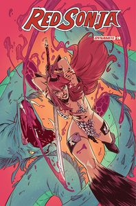 [Red Sonja #28 (Cover D Miracolo) (Product Image)]