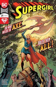[Supergirl #29 (Product Image)]