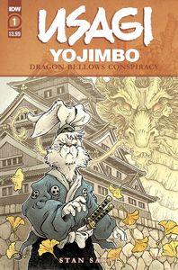 [Usagi Yojimbo: Dragon Bellow Conspiracy #1 (Product Image)]