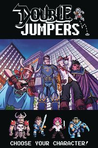 [Double Jumpers: Volume 1 (New Printing) (Product Image)]