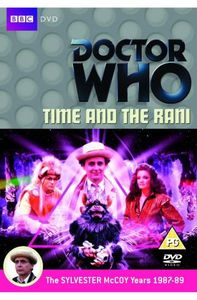 [Doctor Who: Time & The Rani (Product Image)]