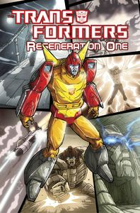 [Transformers: Regeneration One: Volume 4 (Product Image)]