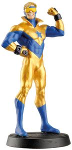 [DC: Best Of Figure Collection Magazine #31 Booster Gold (Product Image)]