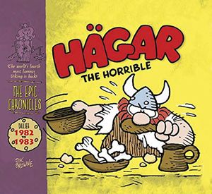 [Hagar The Horrible: Dailes 1982-83: Volume 7 (Hardcover) (Product Image)]