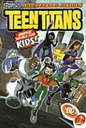 [Teen Titans: Jam Packed Action: Volume 1 (Product Image)]