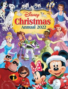 [Disney: Christmas Annual 2022 (Hardcover) (Product Image)]