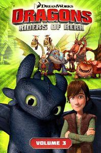 [Dreamworks' Dragons Riders Of Berk: Volume 3 (Product Image)]
