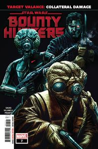 [Star Wars: Bounty Hunters #7 (Product Image)]