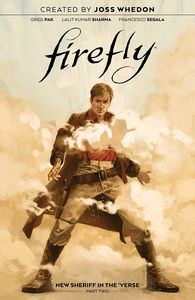 [Firefly: New Sheriff In The 'Verse: Volume 2 (Product Image)]