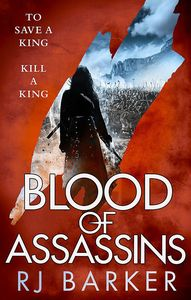 [The Wounded Kingdom: Book 2: Blood Of Assassins (Signed Edition) (Product Image)]