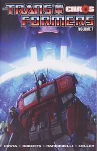 [Transformers: Volume 7: Chaos (Product Image)]