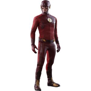 [The Flash: TV Series: Hot Toys Action Figure: The Flash (Product Image)]
