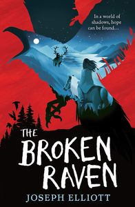 [Shadow Skye: Book Two: The Broken Raven (Product Image)]