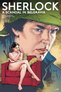 [Sherlock: Scandal In Belgravia #1 (Cover E Conrad) (Product Image)]