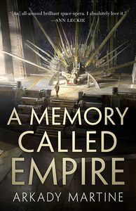 [A Memory Called Empire (Product Image)]
