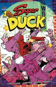 [Super Duck #1 (Cover C Fish) (Product Image)]