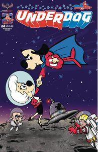 [Underdog #4 (Moon Shot Cover) (Product Image)]