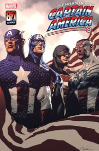 [United States: Captain America #5 (Product Image)]