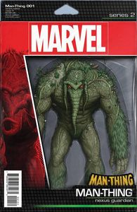 [Man-Thing #1 (Christopher Action Figure Variant) (Product Image)]