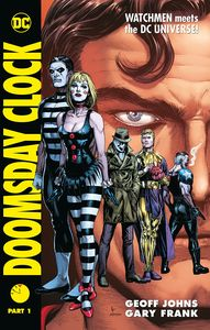 [Doomsday Clock: Part 1 (Hardcover) (Product Image)]