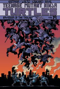 [Teenage Mutant Ninja Turtles: Ongoing: Volume 19: Invasion Of The Triceratons (Product Image)]