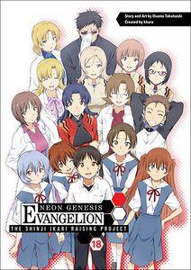 [Neon Genesis Evangelion: The Shinji Ikari Raising Project: Volume 18 (Product Image)]