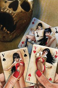 [Vampirella #7 (Gunduz Virgin Variant) (Product Image)]