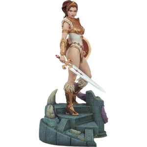 [Masters Of The Universe: Legends Statue: Teela (Product Image)]