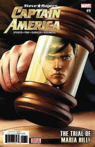 [Captain America: Steve Rogers #9 (Product Image)]