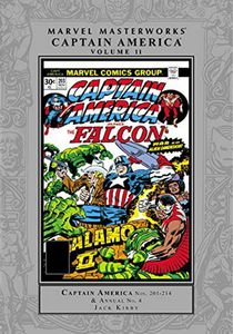 [Marvel Masterworks: Captain America: Volume 11 (Hardcover) (Product Image)]