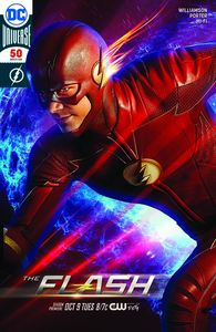 [Flash #50 (Silver Foil Convention Variant) (Product Image)]