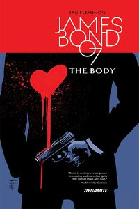 [James Bond: The Body (Hardcover) (Product Image)]