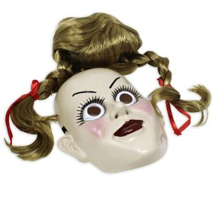 [Annabelle: Mask & Wig (Product Image)]