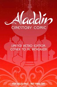 [Disney: Aladdin: Cinestory: Retro Collected Edition (Hardcover) (Product Image)]