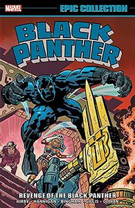 [Black Panther: Epic Collection: Revenge Of The Black Panther (Product Image)]