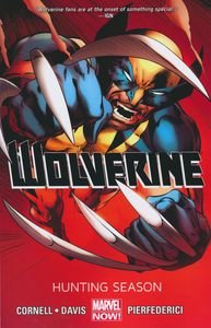 [Wolverine: Volume 1: Hunting Season NOW! (Product Image)]
