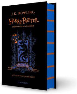 [Harry Potter & The Prisoner Of Azkaban (Hardcover Ravenclaw Edition) (Product Image)]