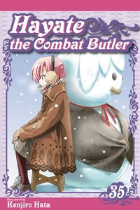 [Hayate The Combat Butler: Volume 35 (Product Image)]