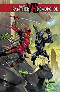 [Black Panther Vs Deadpool (Product Image)]
