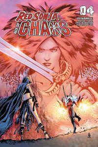 [Red Sonja: Age Of Chaos #4 (Lau Bonus Variant) (Product Image)]