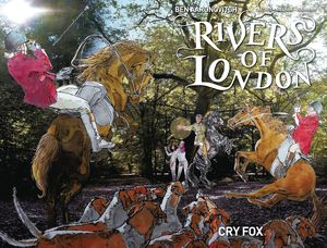 [Rivers Of London: Cry Fox #4 (Product Image)]
