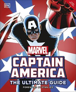 [Captain America: Ultimate Guide (New Edition) (Product Image)]