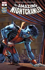 [Age Of X-Man: Amazing Nightcrawler #5 (Product Image)]