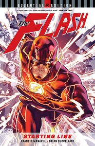 [The Flash: Starting Line: Essential Edition (Product Image)]