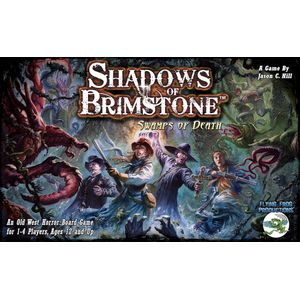 [Shadows Of Brimstone: Swamps Of Death (Product Image)]