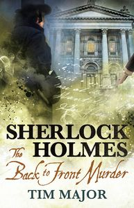 [The New Adventures Of Sherlock Holmes: The Back-To-Front Murder (Product Image)]